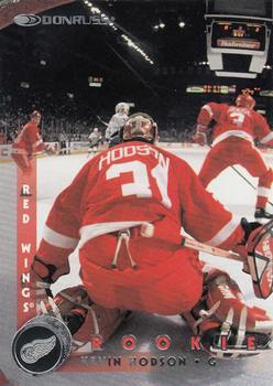 1997-98 Donruss #199 Kevin Hodson Front