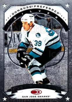 1997-98 Donruss Preferred #14 Jeff Friesen Front