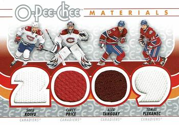 Carey Price Hockey Card 2009-10 O-pee-chee #31 Carey Price