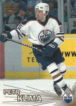 1997-98 Pacific Crown #347 Petr Klima Front