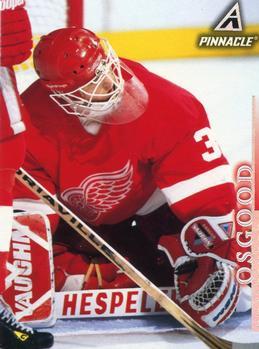 1997-98 Pinnacle #34 Chris Osgood Front