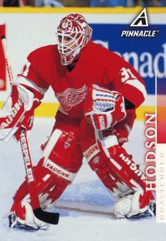 1997-98 Pinnacle #47 Kevin Hodson Front