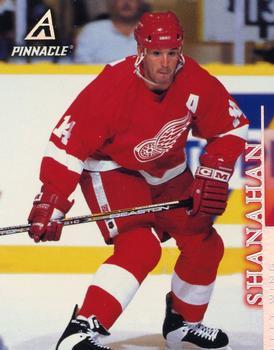 1997-98 Pinnacle #80 Brendan Shanahan Front