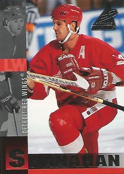 1997-98 Pinnacle Inside #1 Brendan Shanahan Front