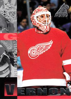 1997-98 Pinnacle Inside #84 Mike Vernon Front