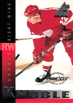 1997-98 Pinnacle Inside #172 Mike Knuble Front