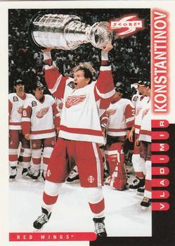 1997-98 Score #228 Vladimir Konstantinov Front