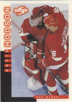 1997-98 Score #24 Kevin Hodson Front