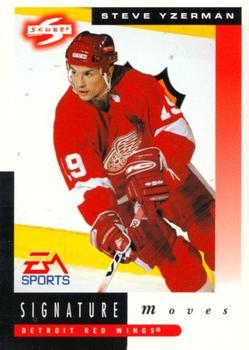1997-98 Score #263 Steve Yzerman Front
