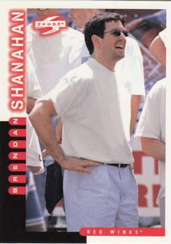 1997-98 Score #80 Brendan Shanahan Front