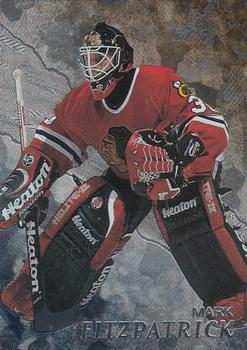 1998-99 Be a Player #182 Mark Fitzpatrick Front