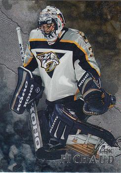 1998-99 Be a Player #227 Eric Fichaud Front