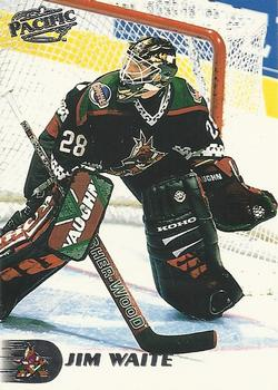 1998-99 Pacific #346 Jimmy Waite Front