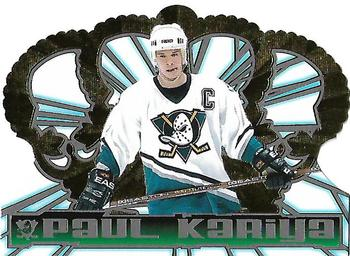 1998-99 Pacific Crown Royale #3 Paul Kariya Front