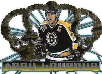 1998-99 Pacific Crown Royale #7 Ray Bourque Front