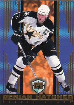 1998-99 Pacific Dynagon Ice #55 Derian Hatcher Front