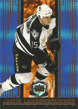 1998-99 Pacific Dynagon Ice #57 Jamie Langenbrunner Front