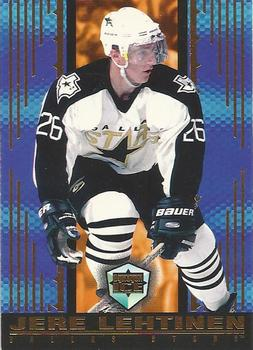 1998-99 Pacific Dynagon Ice #58 Jere Lehtinen Front