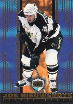 1998-99 Pacific Dynagon Ice #60 Joe Nieuwendyk Front