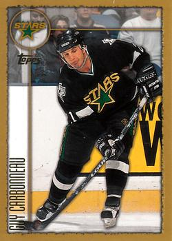1998-99 Topps #106 Guy Carbonneau Front