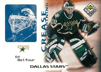 1998-99 UD Choice #249 Ed Belfour Front