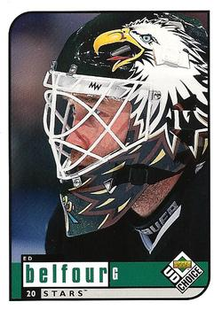 1998-99 UD Choice #63 Ed Belfour Front