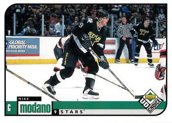 1998-99 UD Choice #69 Mike Modano Front