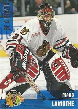 1999-00 Be a Player Memorabilia #399 Marc Lamothe Front