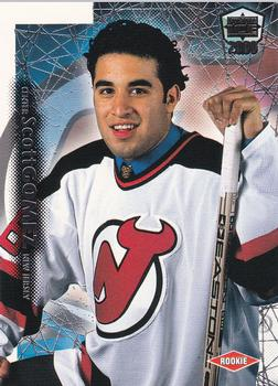 1999-00 Pacific Dynagon Ice #116 Scott Gomez Front