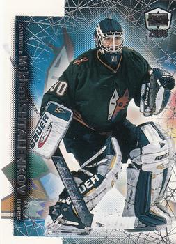 1999-00 Pacific Dynagon Ice #154 Mikhail Shtalenkov Front