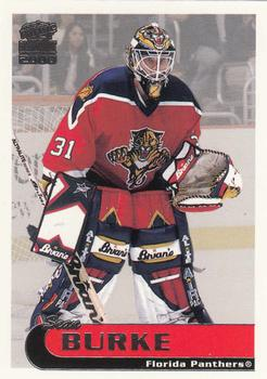 1999-00 Pacific Paramount #99 Sean Burke Front