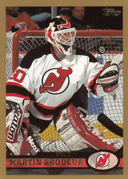 1999-00 Topps #20 Martin Brodeur Front