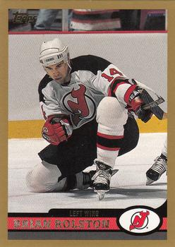 1999-00 Topps #128 Brian Rolston Front