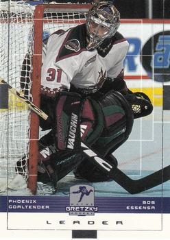 1999-00 Upper Deck Wayne Gretzky #132 Bob Essensa Front