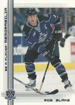 2000-01 Be a Player Memorabilia #22 Rob Blake Front