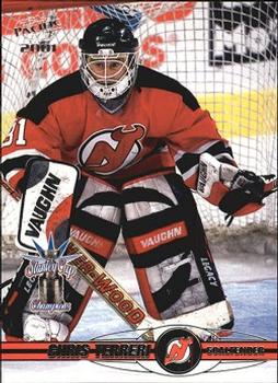 2000-01 Pacific #245 Chris Terreri Front