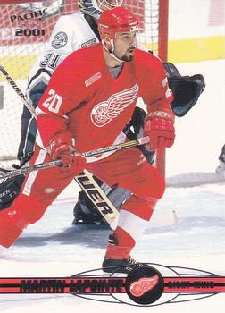 2000-01 Pacific #151 Martin Lapointe Front