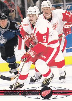 2000-01 Pacific #153 Nicklas Lidstrom Front