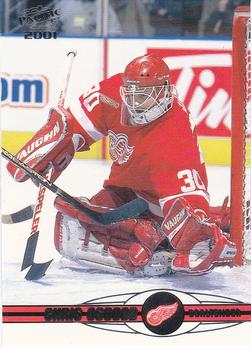 2000-01 Pacific #157 Chris Osgood Front