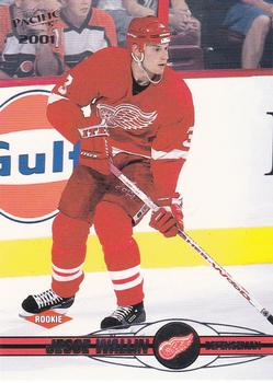 2000-01 Pacific #160 Jesse Wallin Front