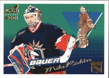 2000-01 Pacific Aurora #98 Mike Richter Front