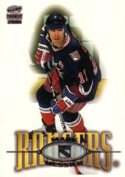 2000-01 Pacific Paramount #165 Mark Messier Front