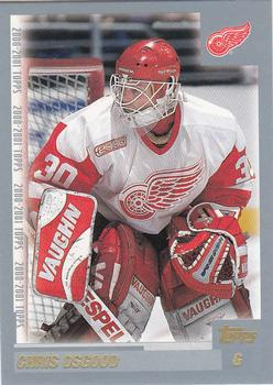2000-01 Topps #83 Chris Osgood Front