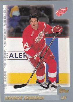 2000-01 Topps #115 Brendan Shanahan Front