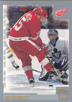 2000-01 Topps #218 Pat Verbeek Front