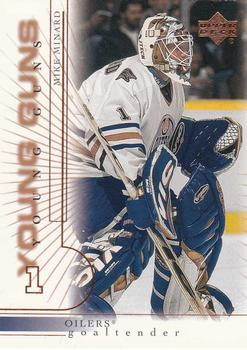 2000-01 Upper Deck #184 Mike Minard Front