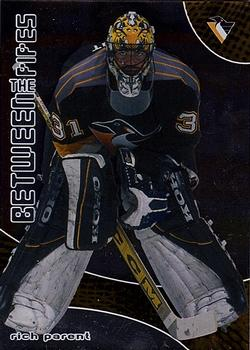 2001-02 Be a Player Between the Pipes #53 Rich Parent Front