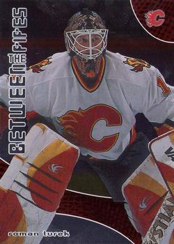 2001-02 Be a Player Between the Pipes #65 Roman Turek Front