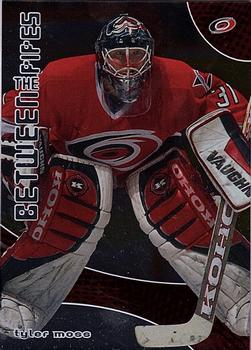 2001-02 Be a Player Between the Pipes #66 Tyler Moss Front