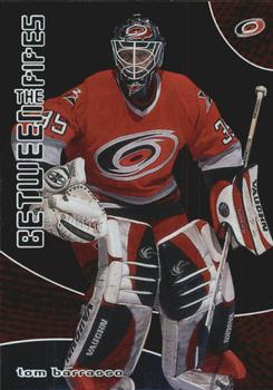 2001-02 Be a Player Between the Pipes #78 Tom Barrasso Front